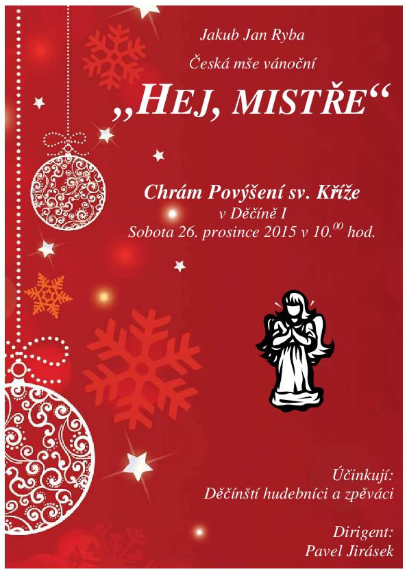J.J.Ryba - Èeská mše vánoèní