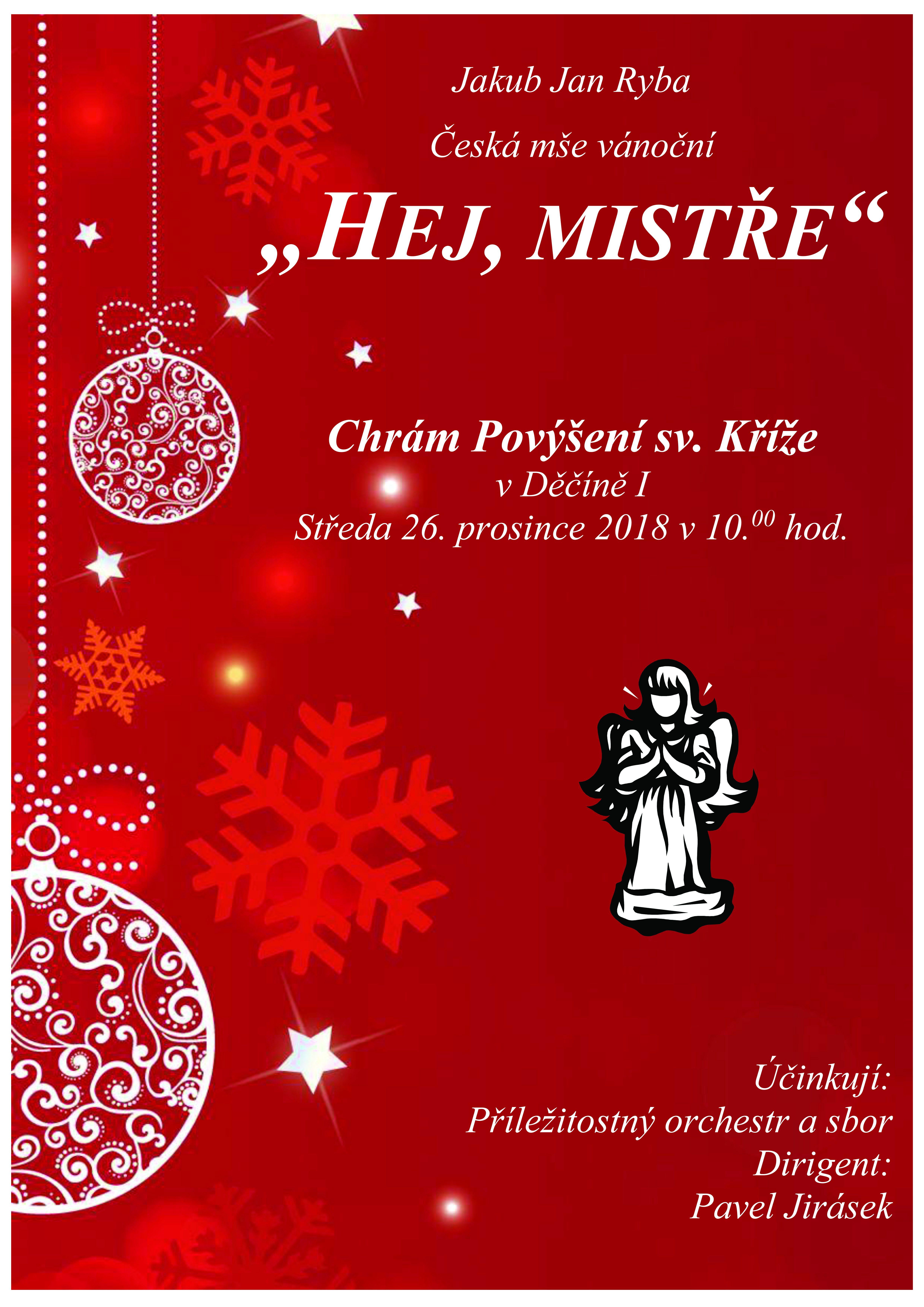 J. J. Ryba - Èeská mše vánoèní