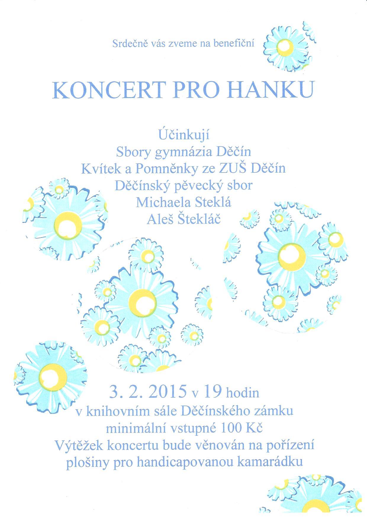 Benefièní koncert
